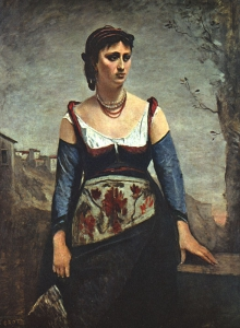 Corot Camille 1796-1875