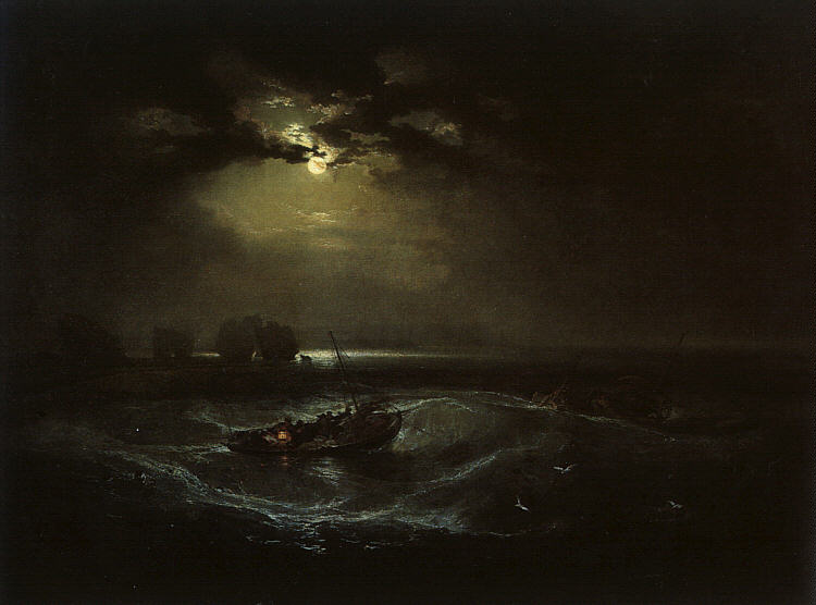 Fishermen at Sea (The Cholmeley Sea Piece), 1796