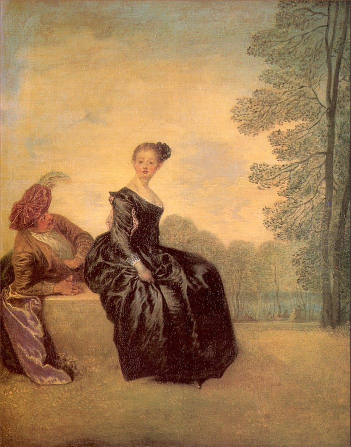 The Sulky Woman, 1719