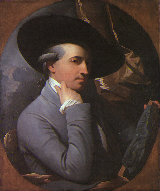 Self-Portrait, 1770